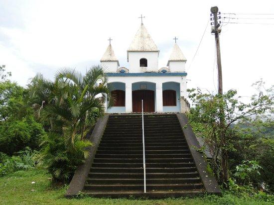 Tobogã Falls: capilla