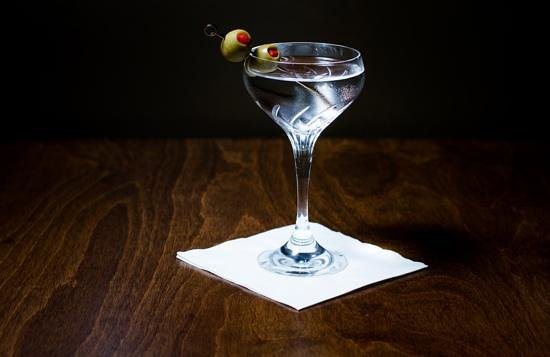 Imperial Craft Cocktail Bar: Imperial Dry Martini