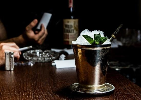 Imperial Craft Cocktail Bar: The Mint Julep