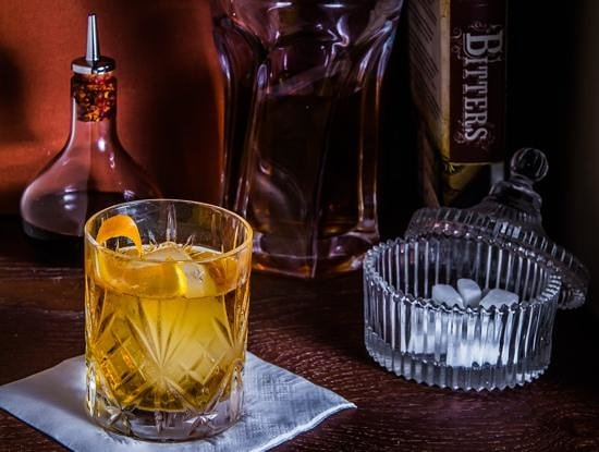 Imperial Craft Cocktail Bar: Old Fashioned