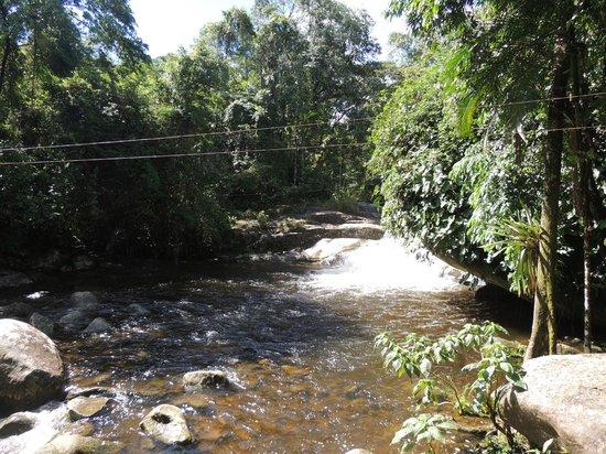 Tobogã Falls: cascada