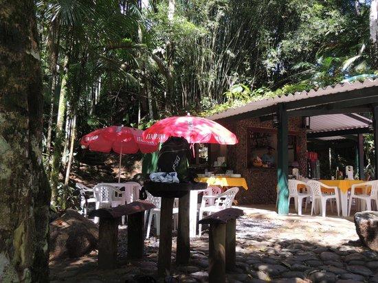 Tobogã Falls: bar