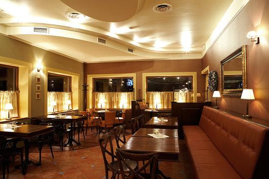 Cafe - Restaurant Maraton