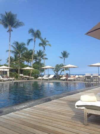 Four Seasons Resort Hualalai: Beachtree Pool