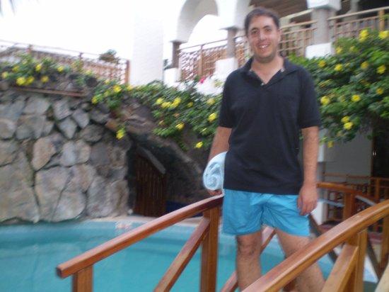 Hotel Silberstein: En la piscina del Hotel