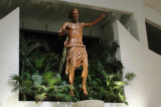 Parroquia de Cristo Resucitado: Cristo Resucitado