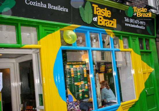 Taste of Brazil - Cozinha Brasileira: TASTE OF BRAZIL: 32, Parliament Street, Temple Bar, Dublin 2