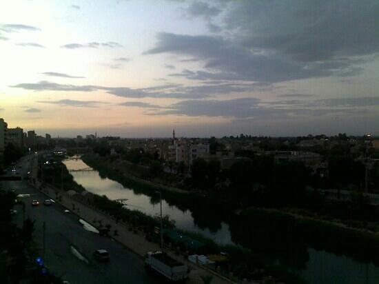 Deir Ezzor, Syria: نهر الفرات