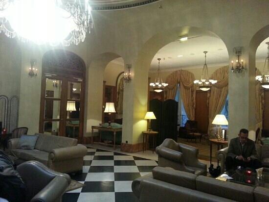 Millennium Hotel Paris Opéra   : lobby