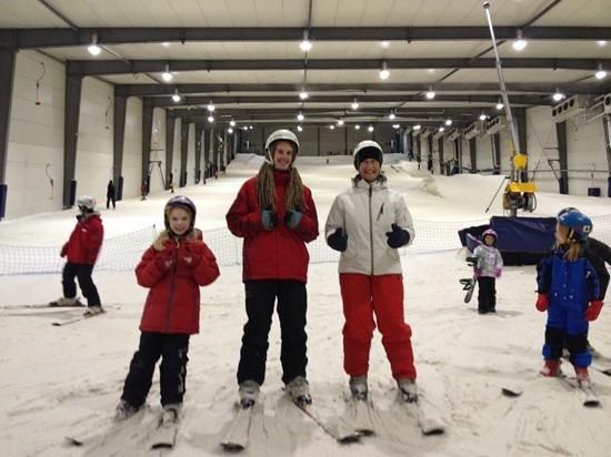 Snowplanet: fun with Finn
