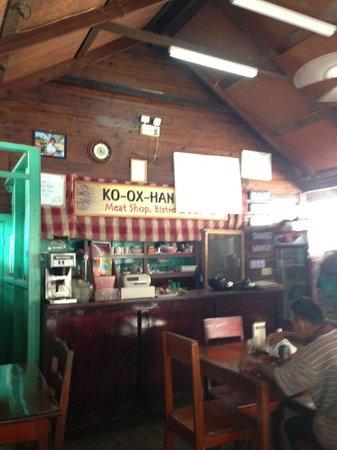 Ko-Ox Han nah: Table view
