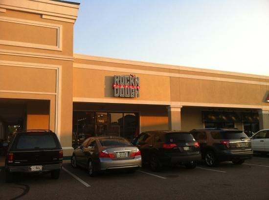 Rock 'n' Dough Pizza Co.: front