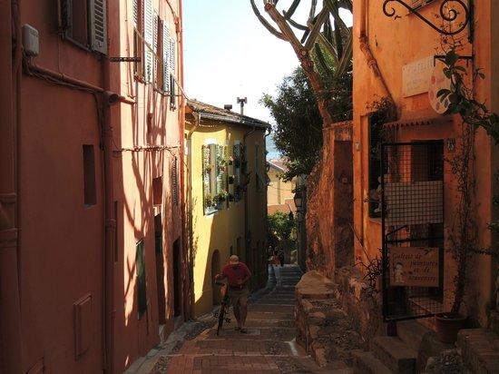 Hotel Riva: Old Town Menton
