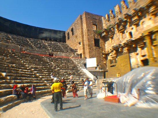 Jasminne Daily Tours: The Aspendos Theater.
