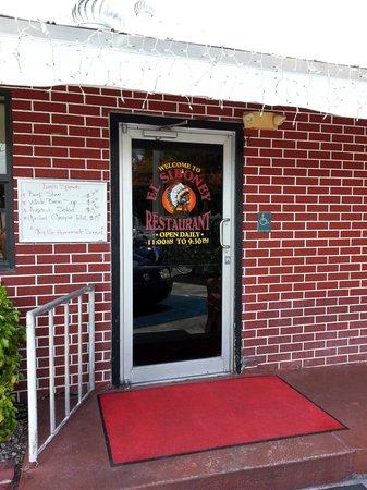 El Siboney Restaurant: front