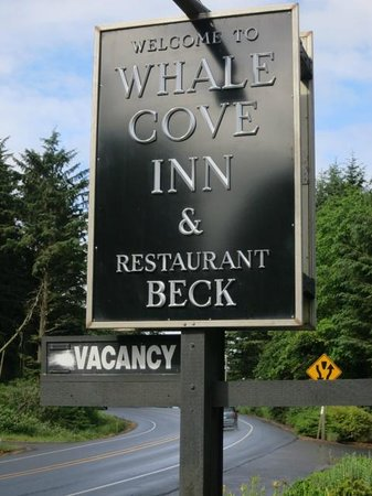 Whale Cove Inn: June, 2013
