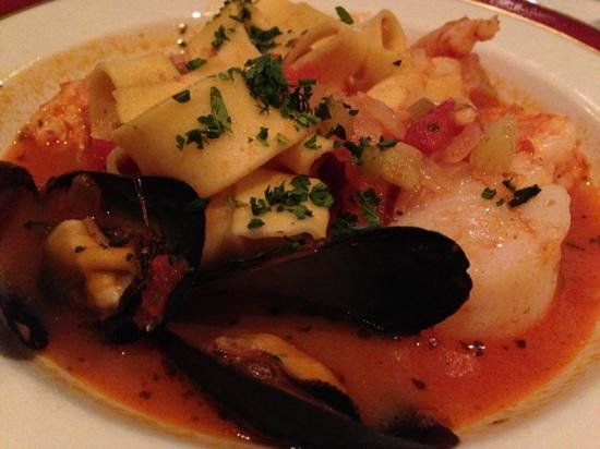 Steve & Rocky's : seafood dish