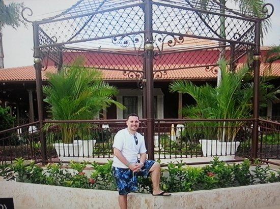 Grand Bahia Principe Punta Cana: beautiful spots to take pics.