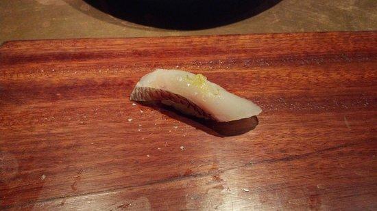 Uchi: Madai (Japanese Sea Bream)