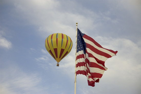 Equniox Balloons: Proud to be made in America