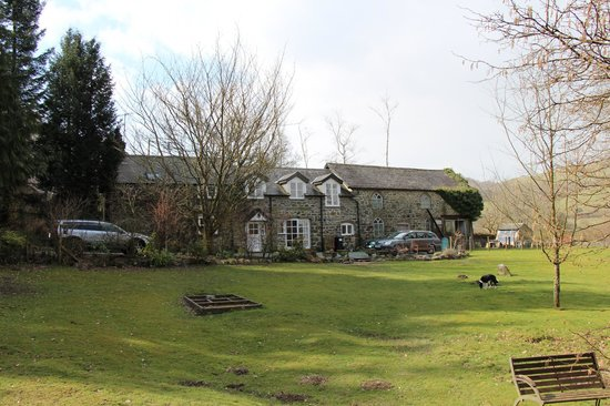Aberhiriaeth Cottage: Friends in Wales