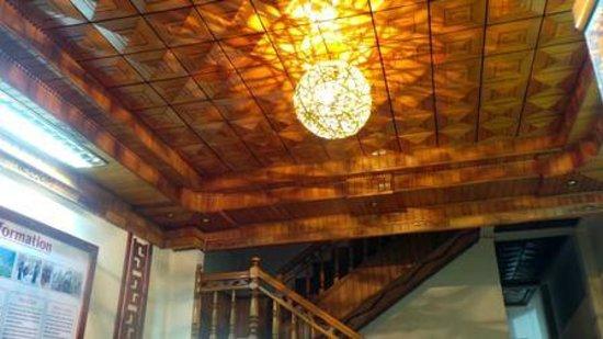 Sapa Graceful Hotel: Fokienia hodginsii