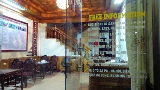 Sapa Graceful Hotel: Information Tour