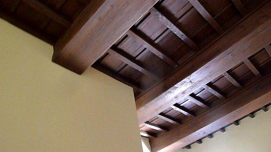 B&B Residenza della Signoria : Cool ceiling