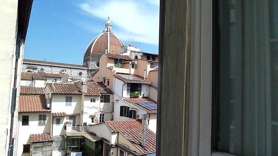 B&B Residenza della Signoria: What a view!