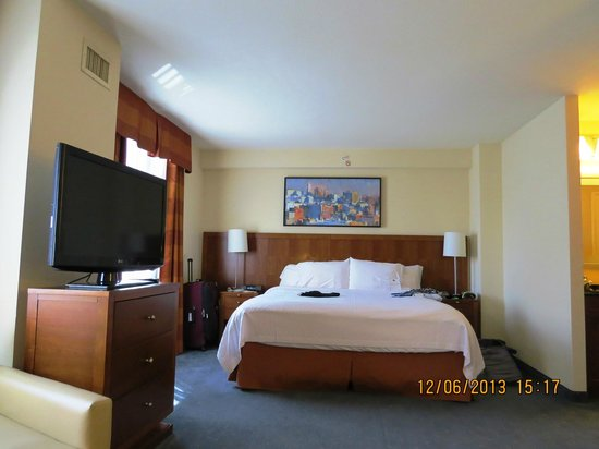 Residence Inn New York Manhattan/Times Square: Quarto para casal
