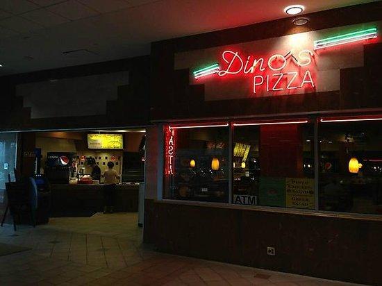 Dino's Italian Restaurant: Store Front