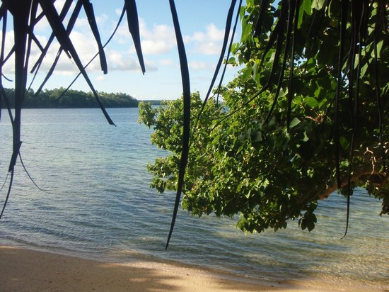 Mafana Island Beach Backpackers : Stunning!