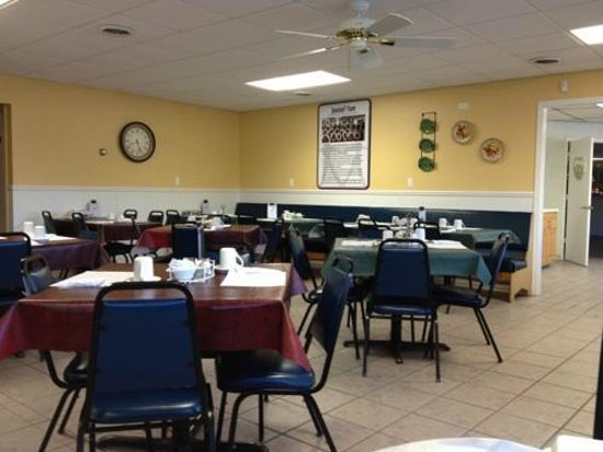 Junction of Hope: Dining Room