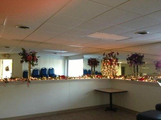 Junction of Hope: Gathering Room Wonderful Ambience