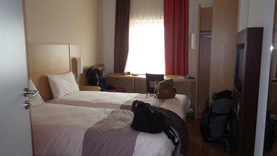 Ibis Kaunas Centre: chambre