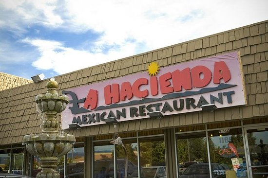 ‪La Hacienda Mexican Restaurant‬