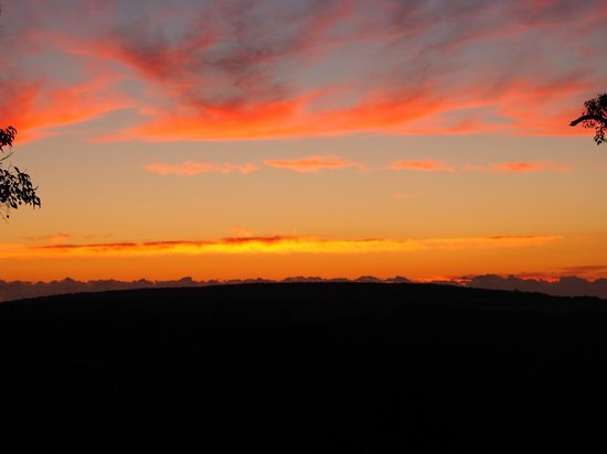 Wildwood Valley : Sunset from our place