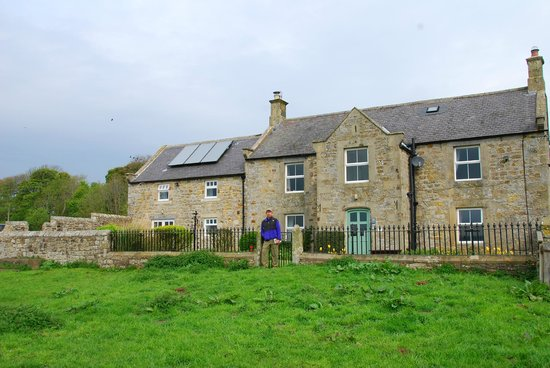 Carraw Bed & Breakfast: At the back of the house