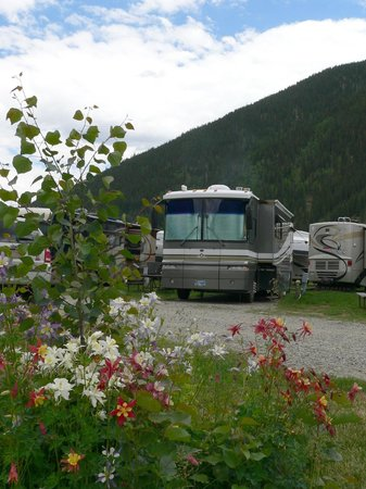 Silver Summit RV Park and Jeep Rentals: Silver Summit Grounds