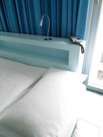 Hotel Cristal Design: Bed