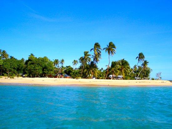 Taiana's Resort: Beach