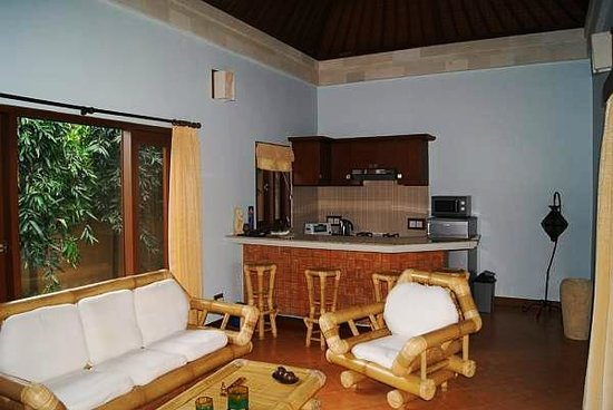 Villas Oasis : kitchen