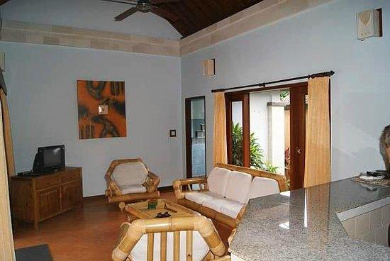 Villas Oasis : living room