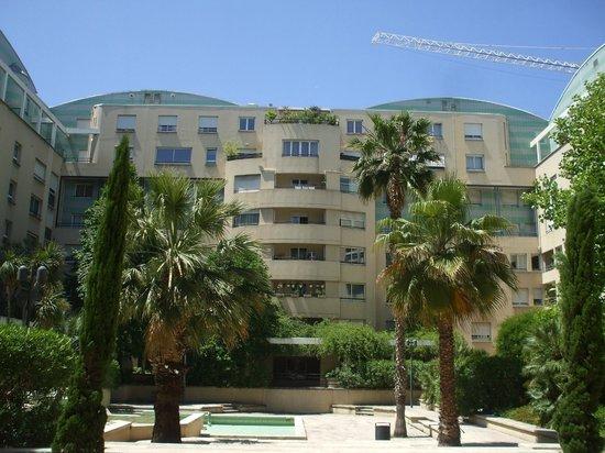 BnB Les Amis de Marseille: この高級マンションの一室です