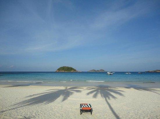 Sari Pacifica Hotel, Resort & Spa - Redang Island: mare