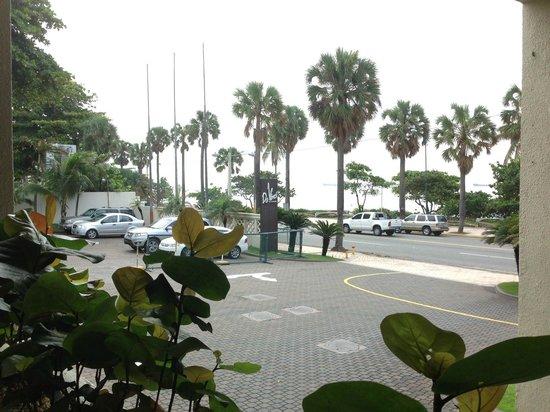 شيراتون سانتو دومينجو هوتل: Near the Main Entrance