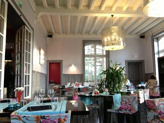 Restaurant La Bougriere Sainte Luce Sur Loire