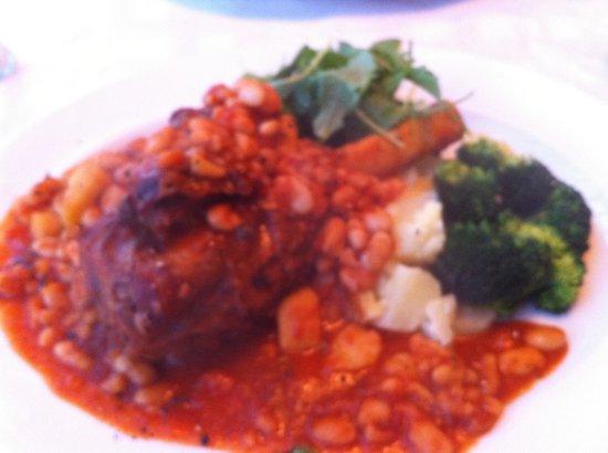 Bella Napoli: Amazing dinner!
