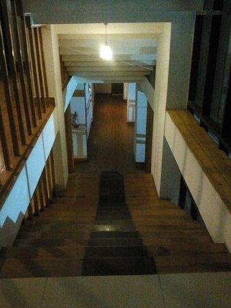 Landmark Hills: Stairs