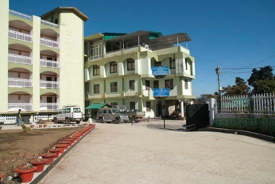 Landmark Hills: Meghalaya govt office